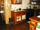 Birchbark Kitchen Cabinets